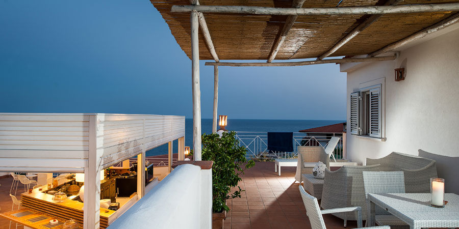 residence lux cilento